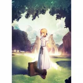 Return to AVALON - Takashi Takeuchi Fate ART WORKS [Guide book / Artbook]