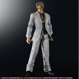 Final Fantasy 7 Advent Children - Rufus Shinra [Play Arts Kai]