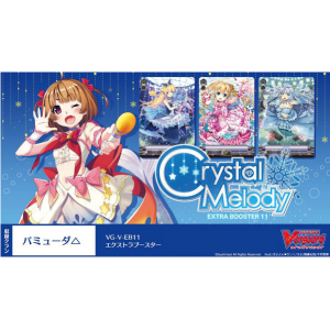 Cardfight!! Vanguard Extra Booster Vol.11 Crystal Melody 12Pack BOX