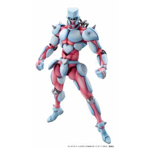 JoJo's Bizarre Adventure Part. 4 - Crazy Diamond [Super Action Statue]