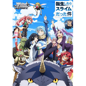 Weiss Schwarz Booster Pack That Time I Got Reincarnated as a Slime 16Pack BOX
