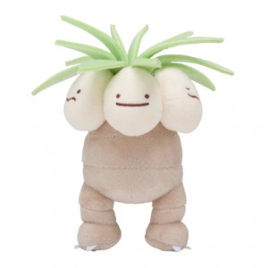 Pokemon - Plush Metamon Exeggutor [Goods - POKEMON CENTER]