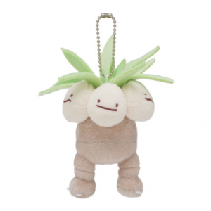 Pokemon - Keychain Metamon Exeggutor [Goods - POKEMON CENTER]