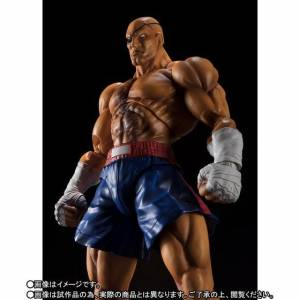 Street Fighter V - Sagat Limited Edition [SH Figuarts]