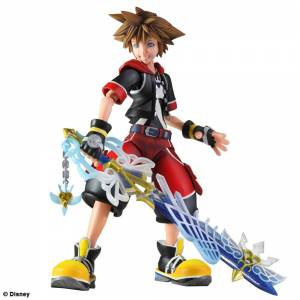 Kingdom Hearts 3D Dream Drop Distance - Sora [Play Arts Kai]