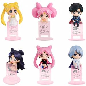 Sailor Moon Night & Day 8 Pack BOX [Ochatomo Series / MegaHouse]