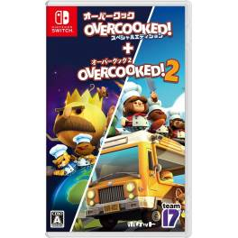 Overcooked Special Edition + Overcooked 2 (Multi Language) [Switch]