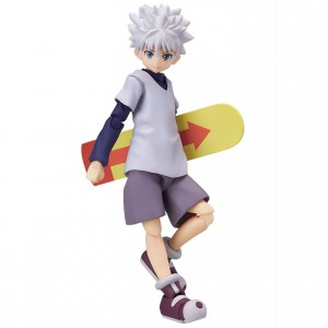 Hunter x Hunter - Killua Zoldyck [Figma 182]