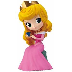Q posket Disney Characters - Princess Aurora [Banpresto]