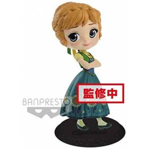 Q posket Disney Characters - Anna Surprise Coordinate [Banpresto]