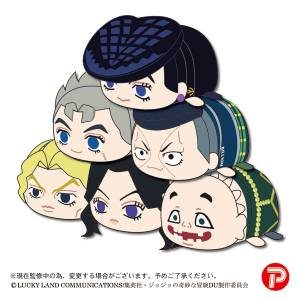 JoJo's Bizarre Adventure -Diamond Is Unbreakable- PoteKoro Mascot 6 Pack BOX [Goods]