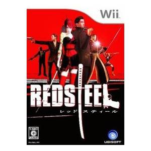 Red Steel [Wii - Used Good Condition]