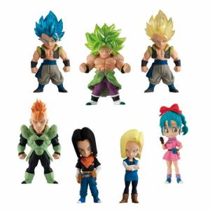 Dragon Ball Adverge 12 Set [Bandai]