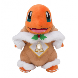 Pokemon - Plush toy Pokémon Charmander Frosty Christmas [Goods - POKEMON CENTER]