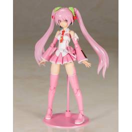 Frame Arms Girl Frame Music Girl Sakura Miku Plastic Model [Kotobukiya]