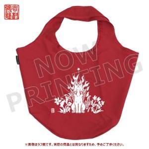Okami Special Collection Shopping Bag (Red Ver.) - e-Capcom Limited [Goods]