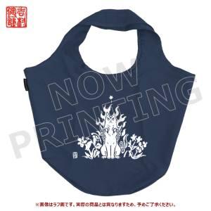 Okami Special Collection Shopping Bag (Navy Ver.) - e-Capcom Limited [Goods]