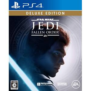 Jedi Fallen Order - Deluxe Edition (Multi Language) [PS4]