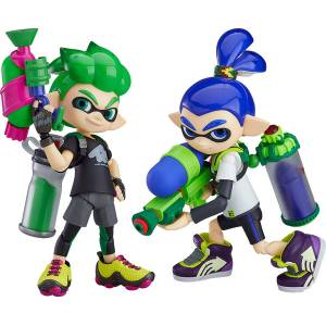 Splatoon - Boy DX Edition [Figma 462-DX]