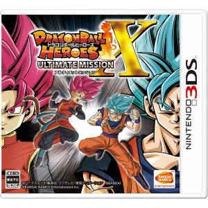 Dragon Ball Heroes Ultimate Mission X [3DS - Occasion BE]