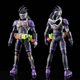 Kamen Rider Genm Action Gamer Level 2 Limited Edition Plastic Model [Figure-rise Standard / Bandai]