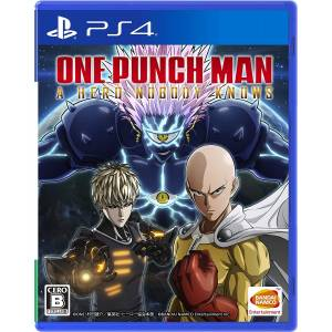 ONE PUNCH MAN A HERO NOBODY KNOWS - Standard Edition [PS4]