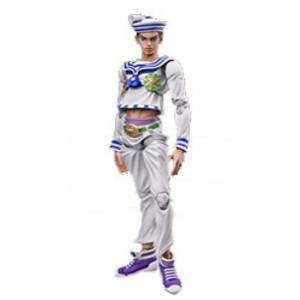 JoJo's Bizarre Adventure Part.8-53-Josuke Higashikata(Hirohiko Araki Color)[Super Action Statue]
