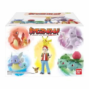 Pokemon Scale World Kanto Region Set (11 pack box) [Bandai]