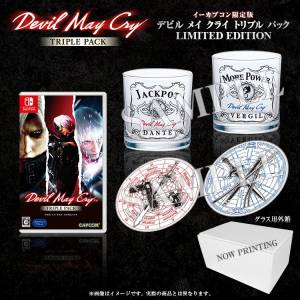 Devil May Cry Triple Pack - e-Capcom Limited Edition (Multi-Language) [Switch]