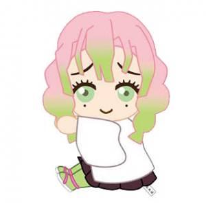 Pitatto Mascot Kimetsu no Yaiba 09 Mitsuri Kanroji [Goods]