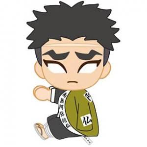 Pitatto Mascot Kimetsu no Yaiba 11 Gyomei Himejima [Goods]