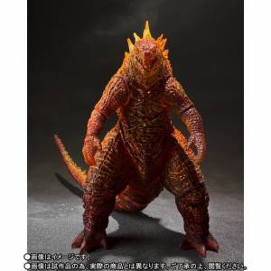 Godzilla II King of Monsters - Burning Godzilla (2019) Limited Edition [S.H. MonsterArts]