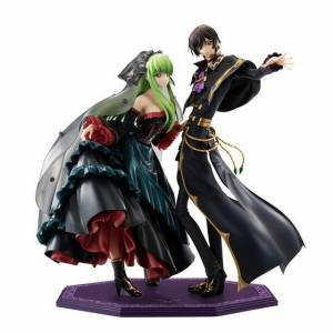 CODE GEASS Lelouch of the Resurrection - L.L. & C.C. Limited Set [Precious G.E.M.]