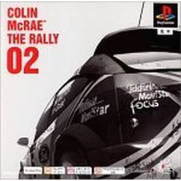 Colin McRae The Rally 02 [PS1 - Used Good Condition]