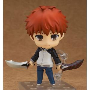 Nendoroid Fate/stay night Unlimited Blade Works - Shirou Emiya Reissue [Nendoroid 555]