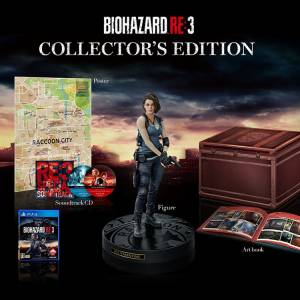 Resident Evil 3 / BIOHAZARD RE:3 Cero D Version - COLLECTOR'S Edition (Multi Language) [PS4]