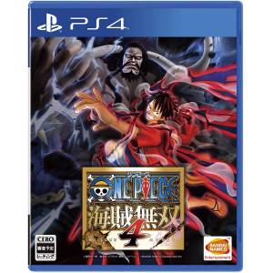 ONE PIECE Kaizoku Musou 4 / ONE PIECE: PIRATE WARRIORS 4 - Standard Edition [PS4]