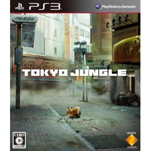 Tokyo Jungle [PS3 - Used Good Condition]