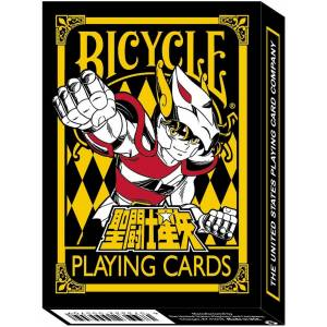 Saint Seiya BICYCLE Playing Cards [Goods]