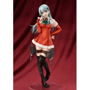 Kantai Collection -Kan Colle- Suzuya Xmas mode Hobby Japan Limited Edition [Amakuni]