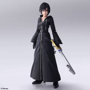 KINGDOM HEARTS III - Xion [BRING ARTS / Square Enix]