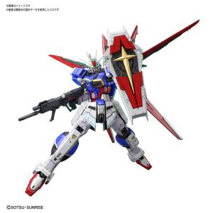 Mobile Suit Gundam SEED Destiny - Force Impulse Gundam Plastic Model [1/144 RG]