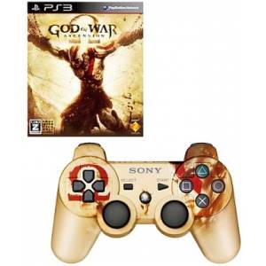 God of War Ascension + Original Dual Shock 3 [PS3 - Used Good Condition]