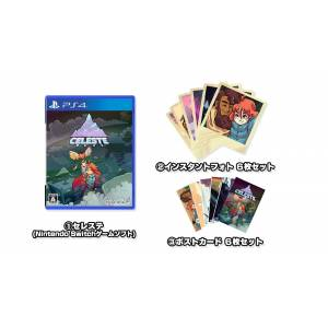 Celeste - Limited Edition (Multi Language) [PS4]