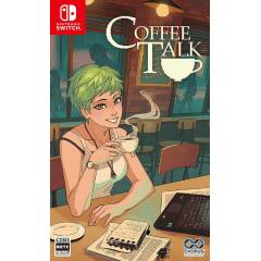 Coffee Talk - Standard Edition (English Included) [Switch]
