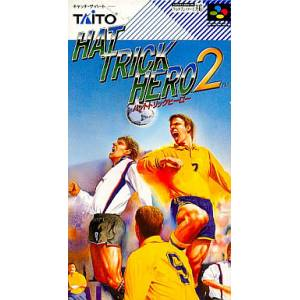 Hat Trick Hero 2 [SFC - Used Good Condition]