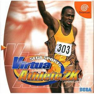 Virtua Athlete 2K [DC - Used Good Condition]