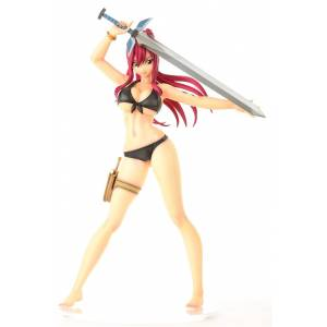 Erza Scarlet, Swimsuit Gravure_Style FAIRY TAIL [Orca Toys]
