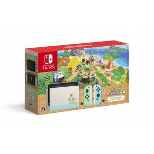 Nintendo Switch Animal Crossing: New Horizons Limited Set [Brand new]