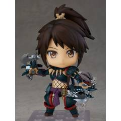 Nendoroid Hunter: Female Nargacuga Alpha Armor Ver. DX MONSTER HUNTER WORLD: ICEBORNE [Nendoroid 1284‐DX]